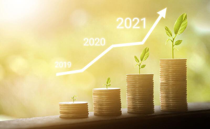 Jahresausblick 2021 - Wydler Asset Management Vermögen wächst