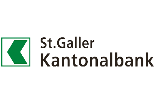 Logo - St. Galler Kantonalbank