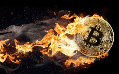 Untergang der Kryptowährungen