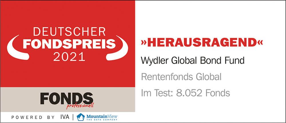 Wydler Asset Management - Deutscher Fondspreis 2021_WydlerGlobalBondFund_Querformat